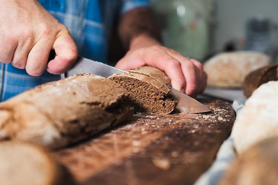 Mayse Artisan Bakery Hong Kong vegan sourdough pure rye sourdough