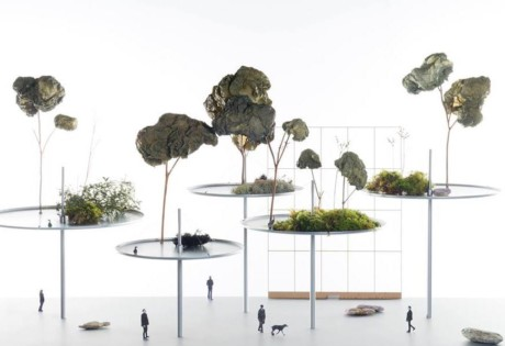 Ronan & Erwan Bouroullec – Urban Daydreaming art exhibitions in Hong Kong