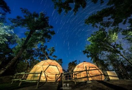 camping in Hong Kong Sai Yuen