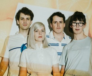 female-fronted bands indie music Alvvays