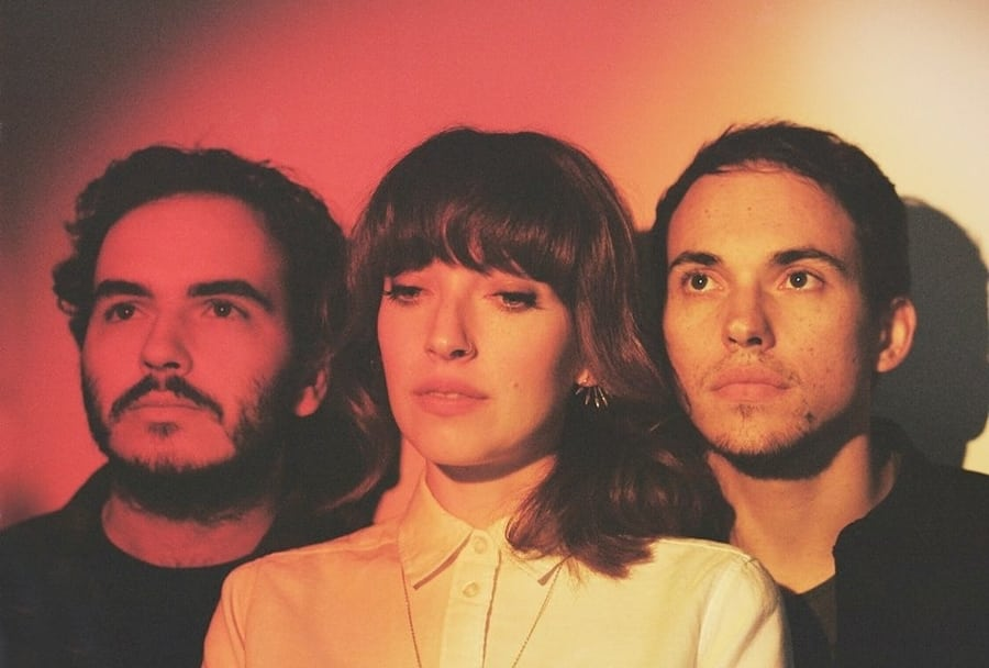 female-fronted bands indie music Daughter