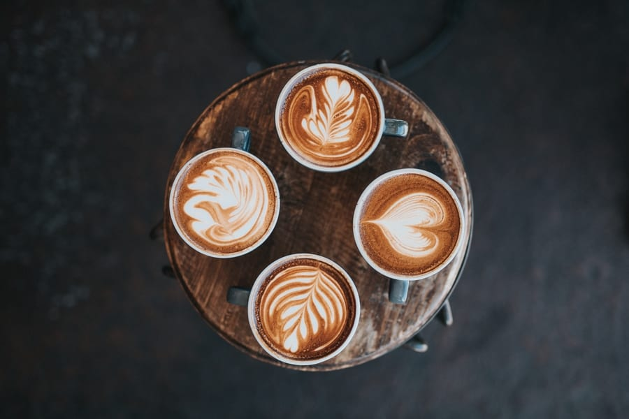 new cafes in Hong Kong October coffee
