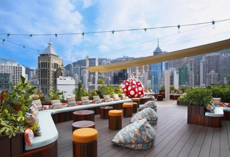 rooftop bars in Hong kong piqniq