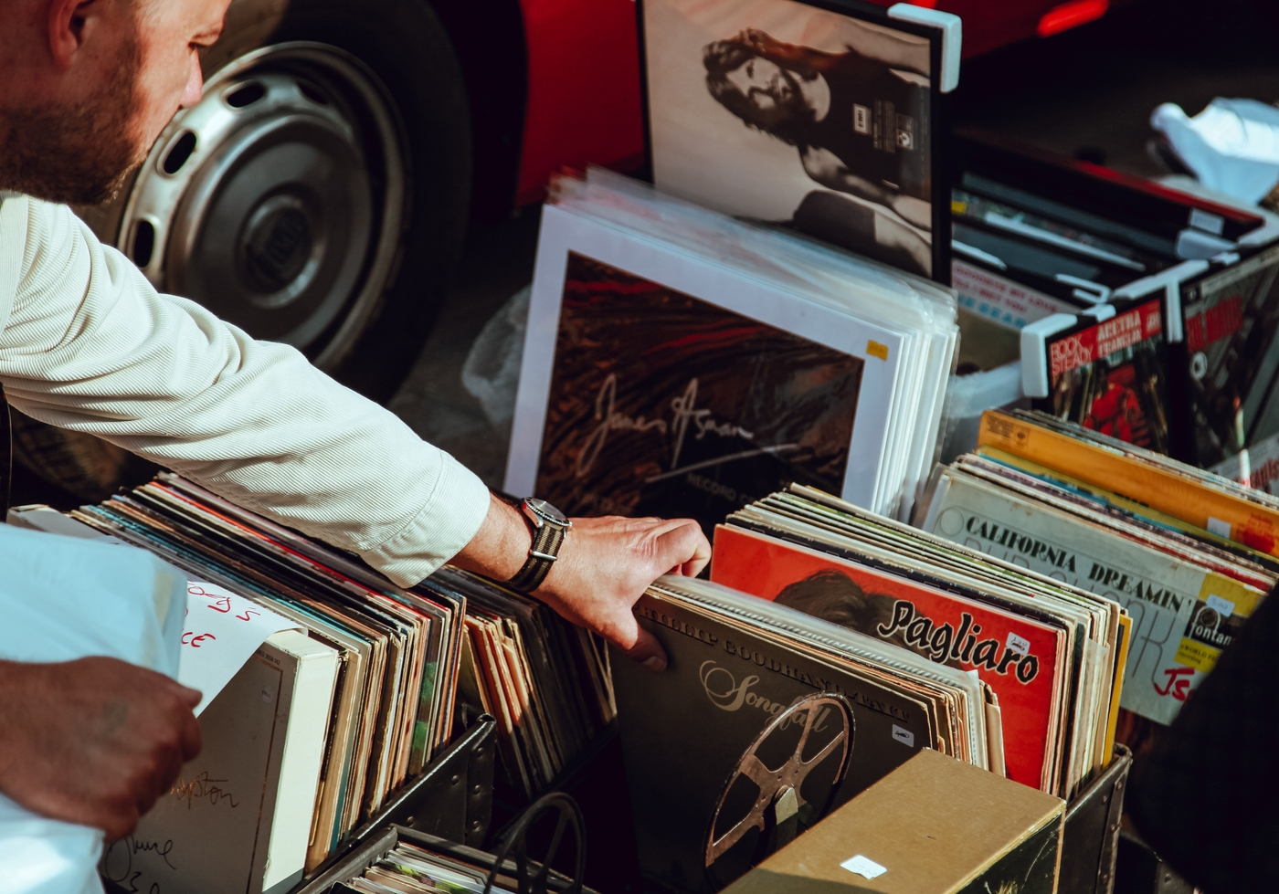 From jazz to indie, shop the latest and hottest records at these vinyl stores in Hong Kong