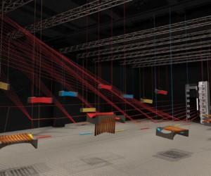 A Projective Retrospective ESKYIU PLAYKITS interactive exhibition