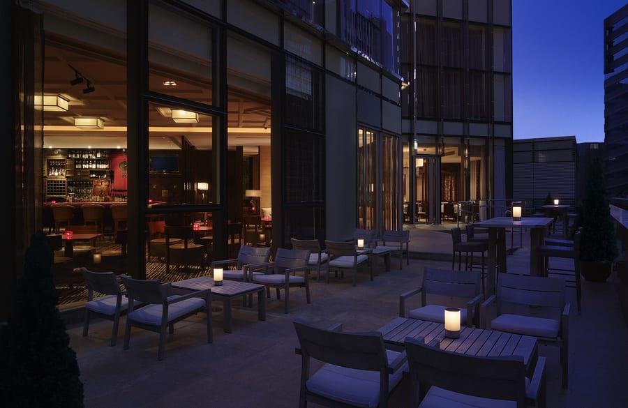 rooftop bars in Hong Kong Chin Chin Bar