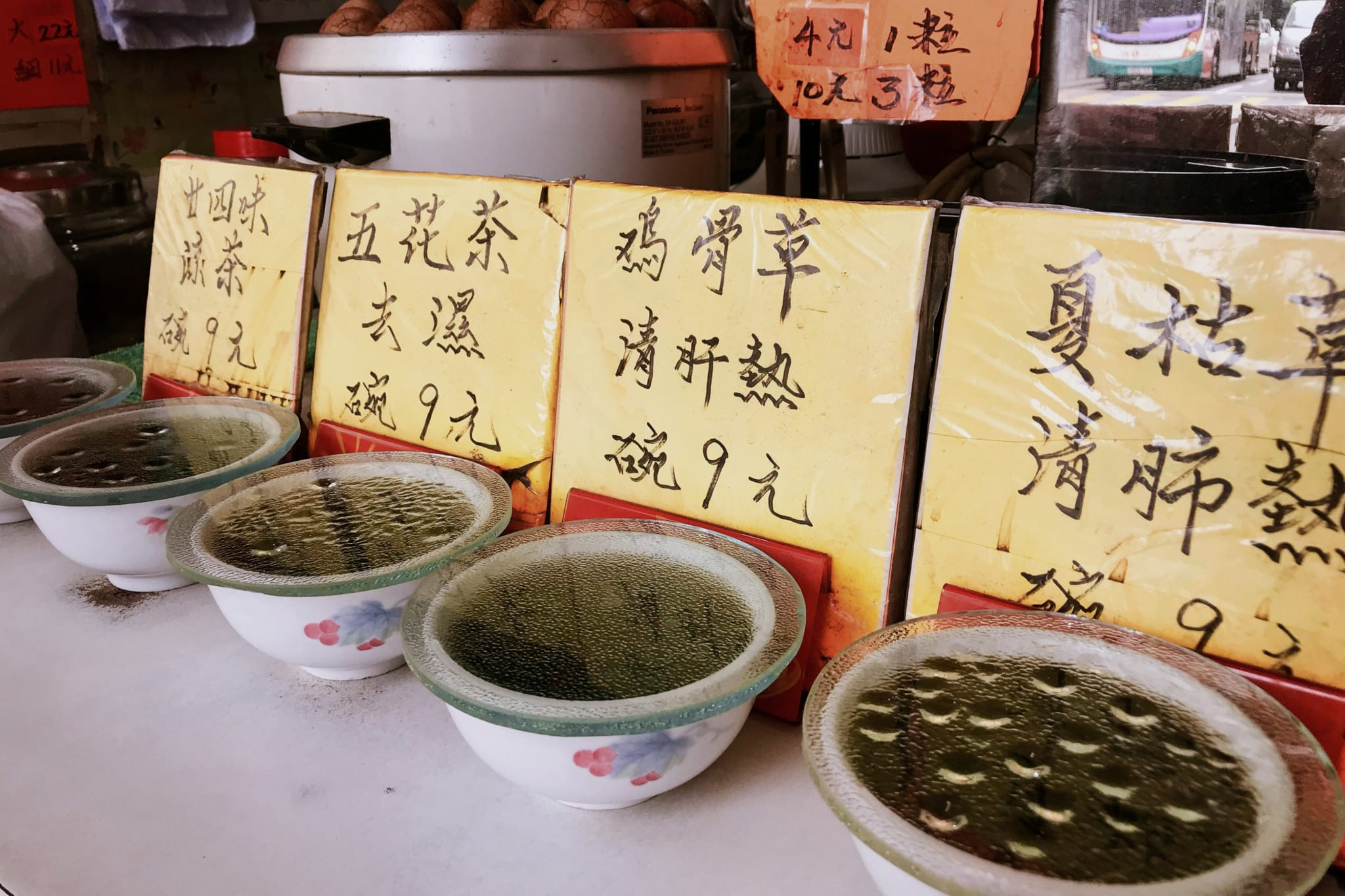 What's Liang Cha? Types of Chinese herbal teas that are most commonly enjoyed in Hong Kong