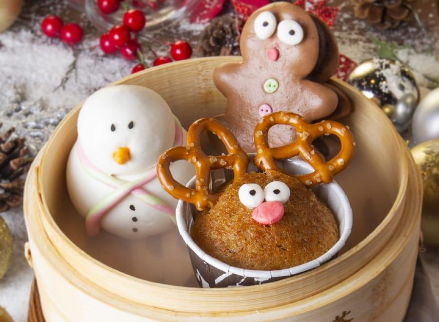 Festive food treats and Christmas menus in Hong Kong 2018 (good enough for Rudolph & the gang!)