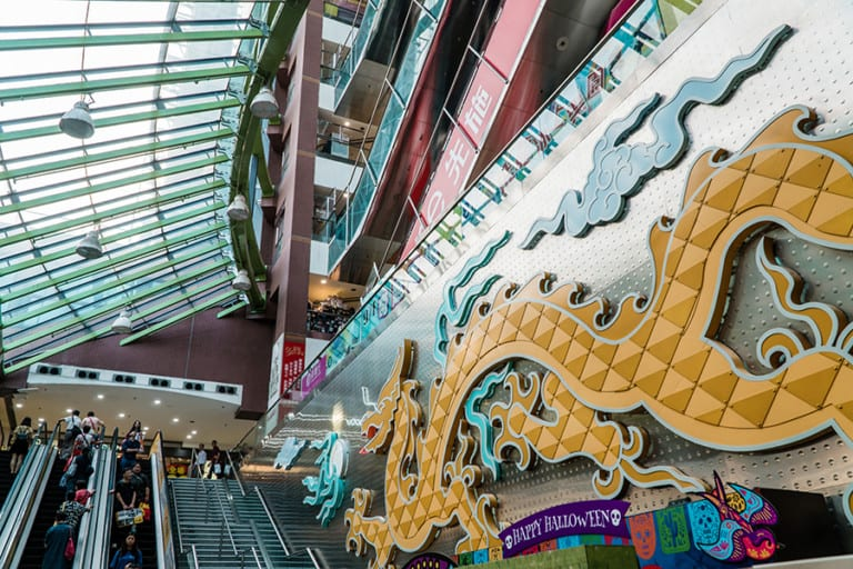 We explore the Dragon Centre in Sham Shui Po and find that it's home to more than just dragons
