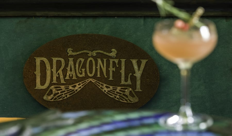 Dragonfly Tai Kwun best bars in Hong Kong best happy hours