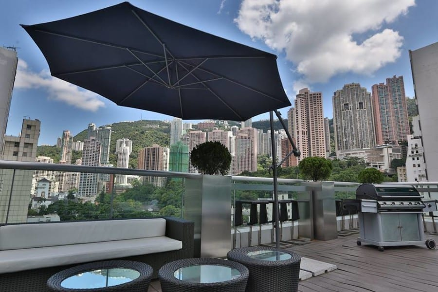 FoFo by el Willy rooftop bars in Hong Kong
