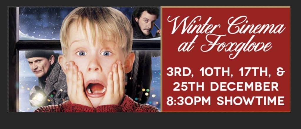 Winter Cinema at Foxglove