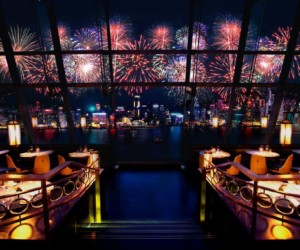 New Year's Eve Countdown Party with Aqua Hong Kong New Year's Eve in 2019