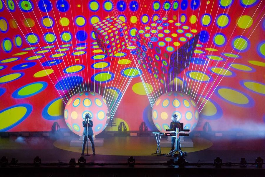 Pet Shop Boys Live in Hong Kong concerts gigs