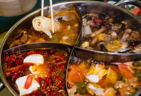 Pure Veggie House hot pot restaurants in Hong Kong vegan dim sum main image