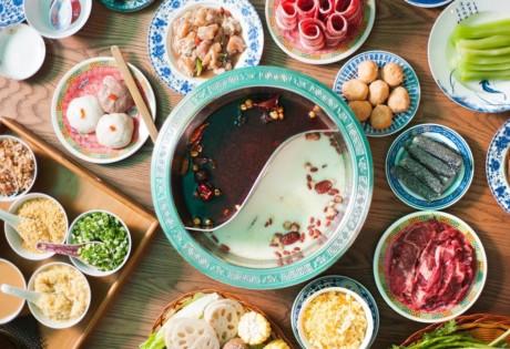 Suppa hot pot in Hong Kong hot pot restaurant
