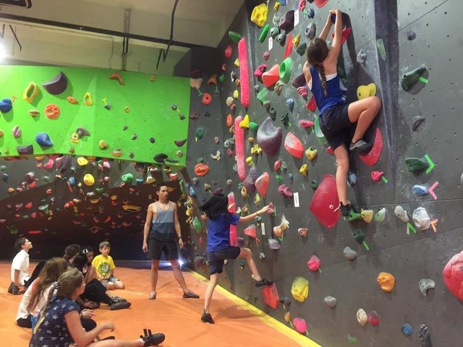 climbing gyms in Hong Kong Attic V