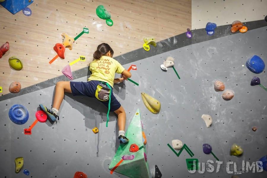 climbing gyms in Hong Kong Just climb