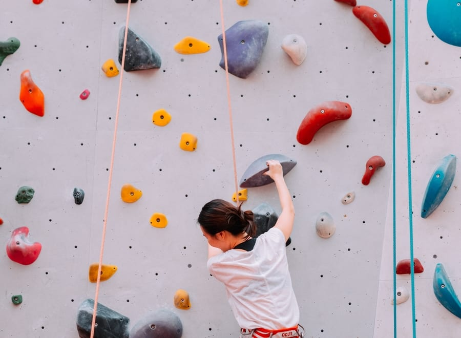 It's time to unleash your inner Spider-Man (or Woman) at these climbing gyms in Hong Kong