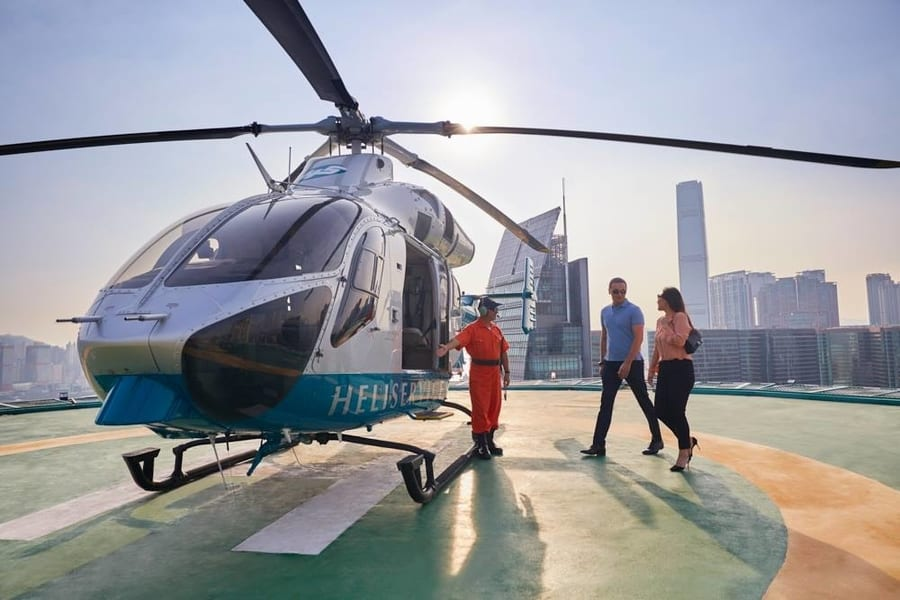 experience gifts in Hong KOng The Peninsula fly and dine
