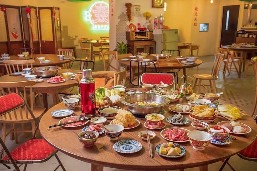 hot pot restaurants in Hong Kong SUPPA