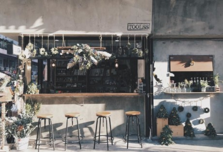 new cafes in Hong Kong December Toolss