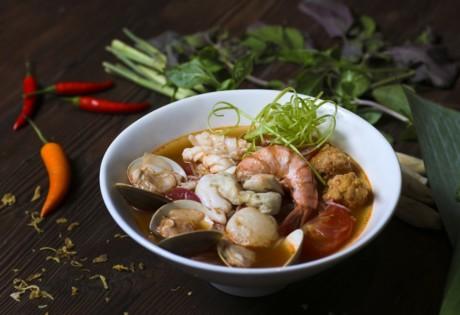 new restaurants in Hong Kong Madam saigon
