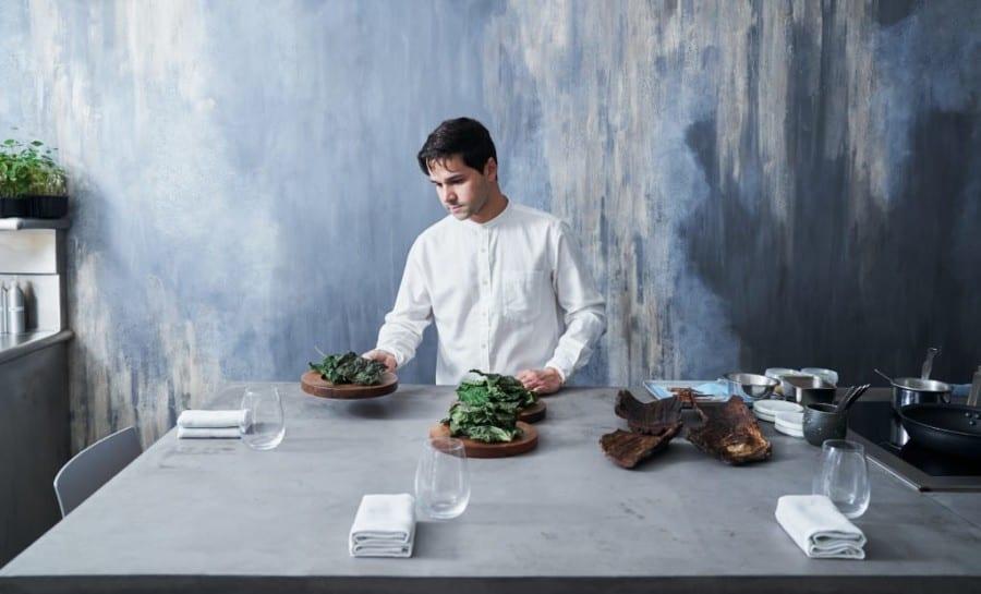 Aulis new restaurants in Hong Kong chef Simon Rogan