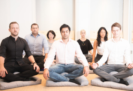 Enhale meditation Studio review people