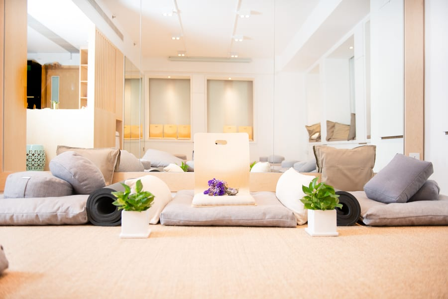 Enhale meditation Studio review