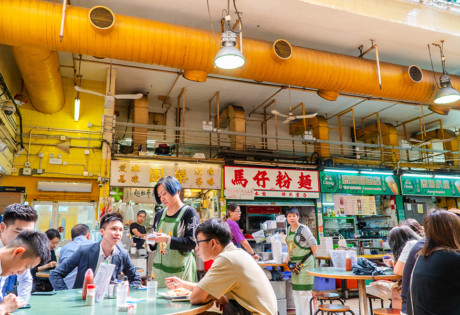 Kowloon City guide Hong Kong Lok Yuen