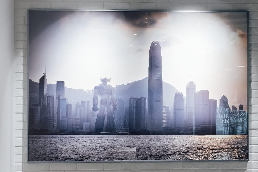 D Art Exhibition Hong Kong : Smartu people living and earth exhibition