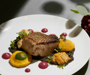 Ring in the New Year 4-course Dinner at The Envoy Hong Kong New Year's Eve 2019