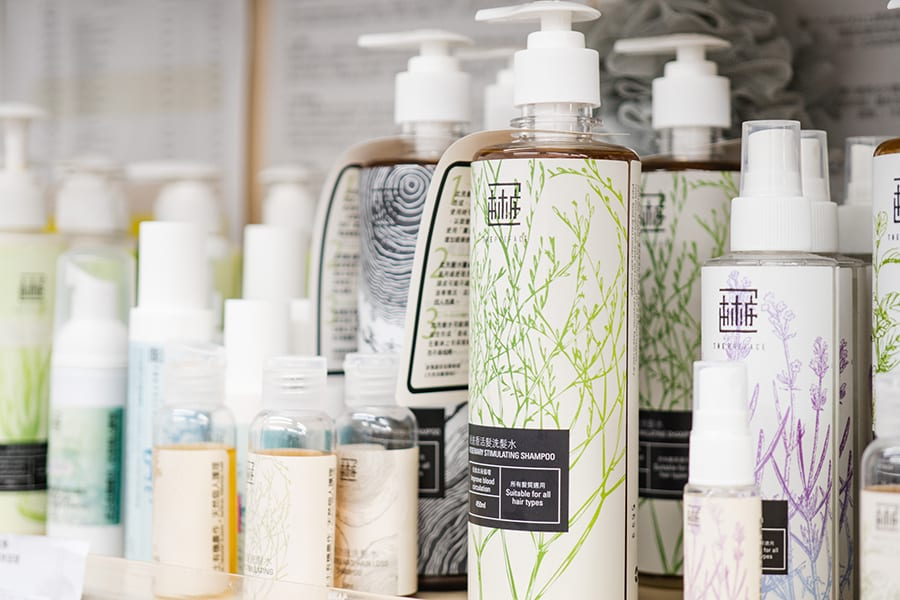 The Preface vegan skincare in Hong Kong cruelty-free products