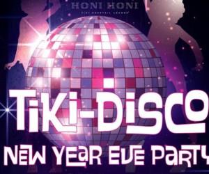 Tiki Disco Party at Honi Honi Hong Kong New Year's Eve 2019