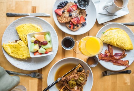 best brunches in Hong Kong restaurants