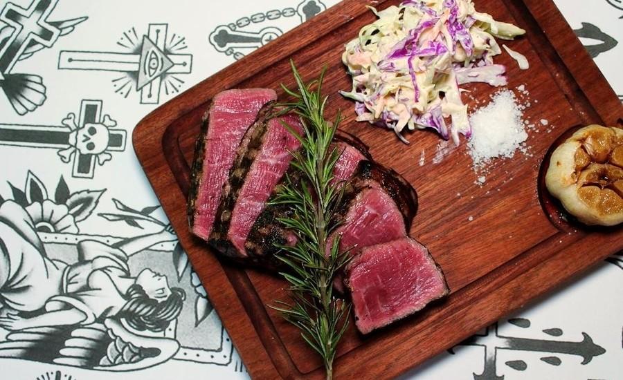 new restaurants in Hong KOng Holy Eats