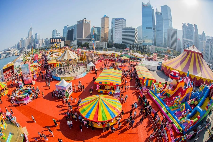 Things to do this weekend in Hong Kong: carnivals, live music & more, 23-24 December