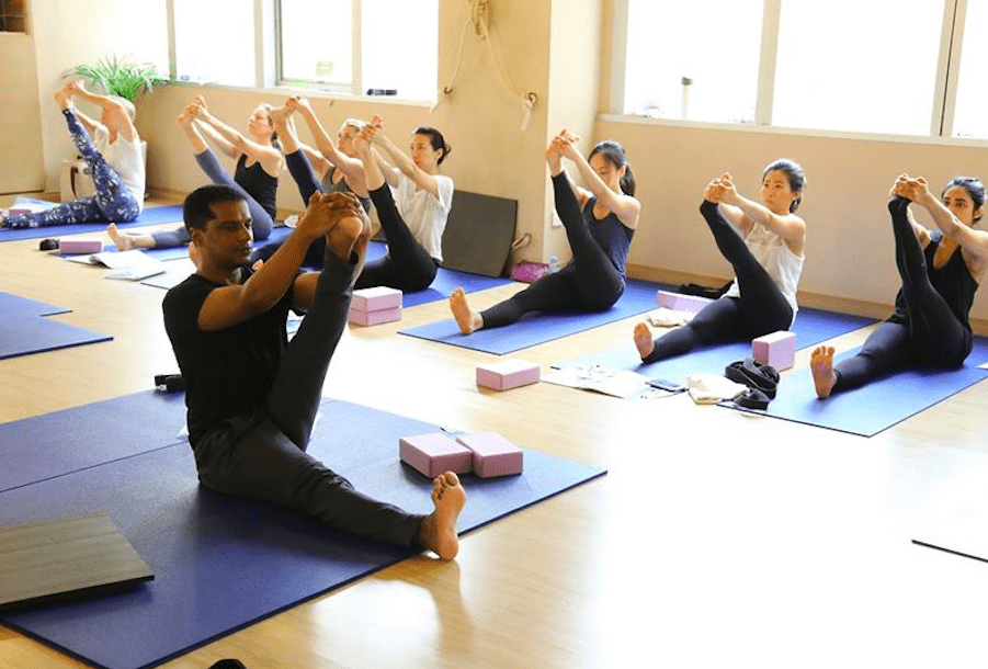 Anahata yoga yoga teacher training in Hong Kong