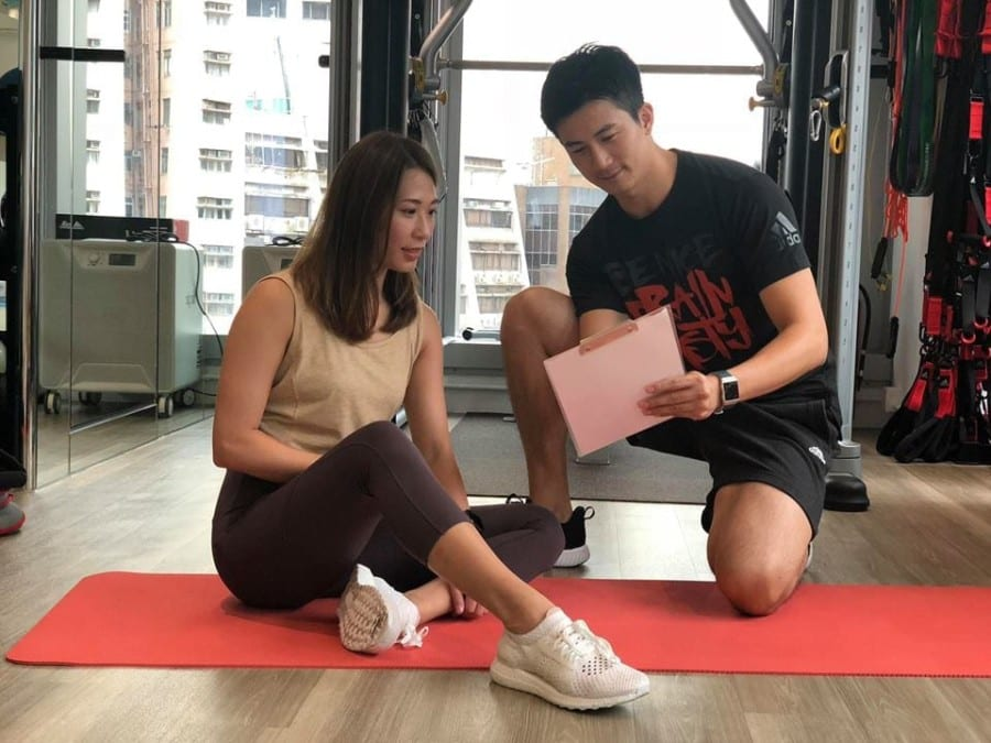 personal training qualifications in Hong Kong Asian Academy for Sports & Fitness Professionals become a fitness coach in hong kong