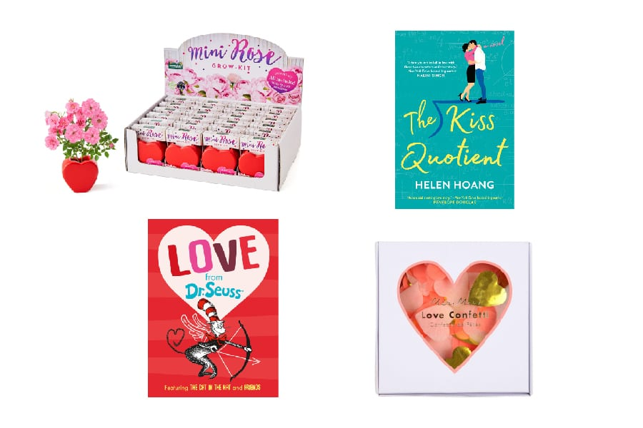 Bookazine romantic gifts in hong kong