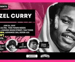 Denzel Curry Live in Hong Kong