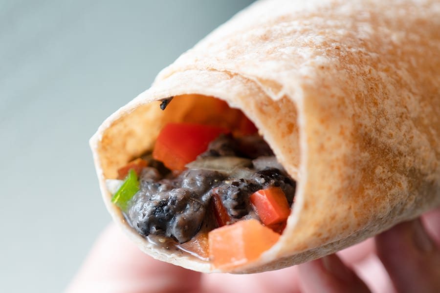 Eatology meal delivery serives in Hong Kong vegan meal plans wraps