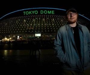 Ed Sheeran Live in Hong Kong concert
