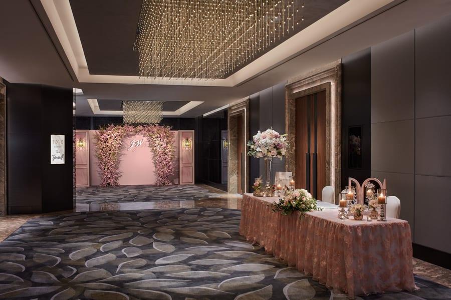 JW Marriott Hotel Hong Kong's Luxury Wedding Showcase 2019