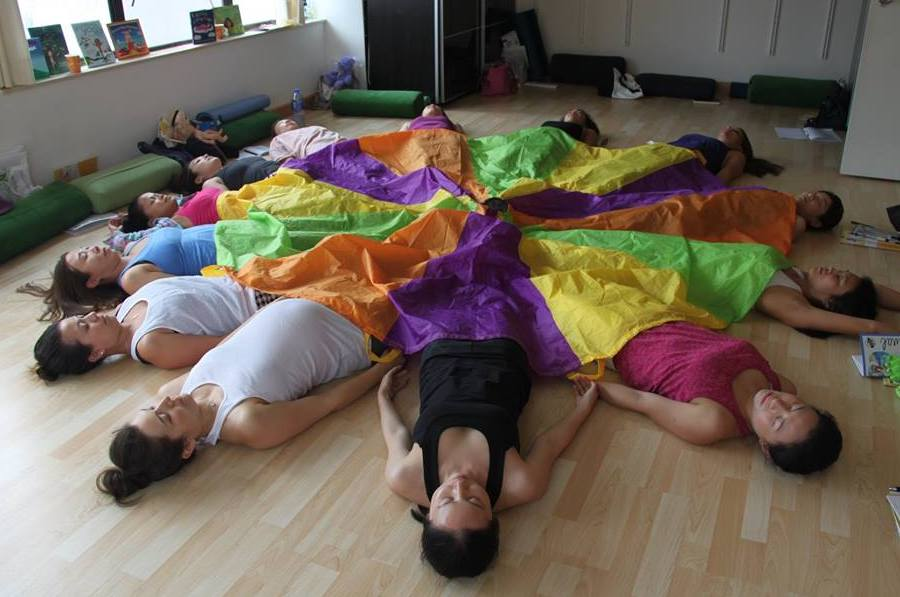 Gecko Yoga yoga teacher training in Hong Kong
