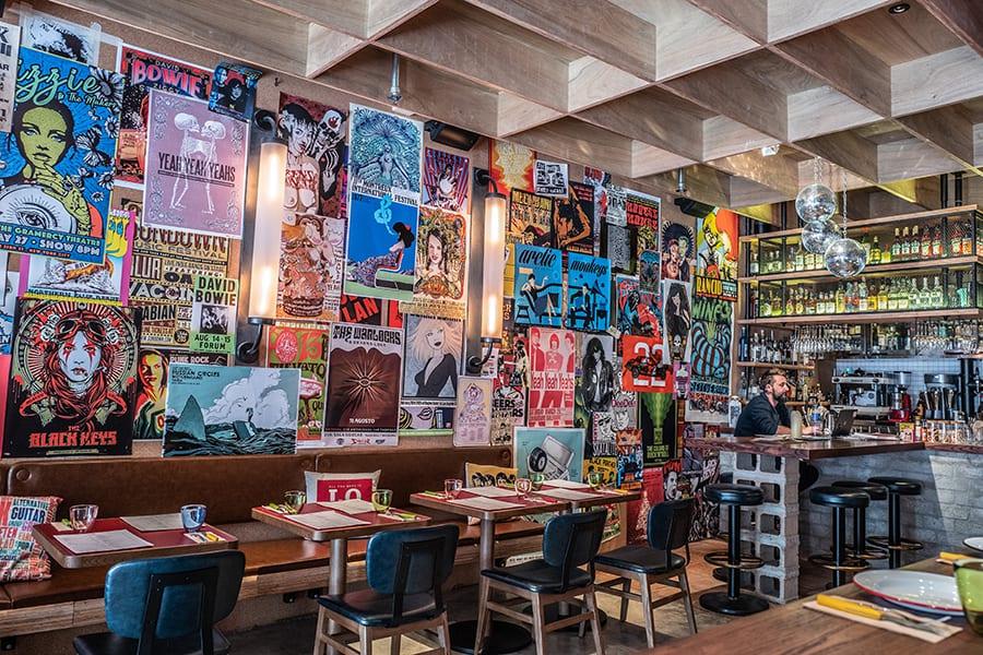 Homeslice pizza bar pizzeria Hong Kong interior