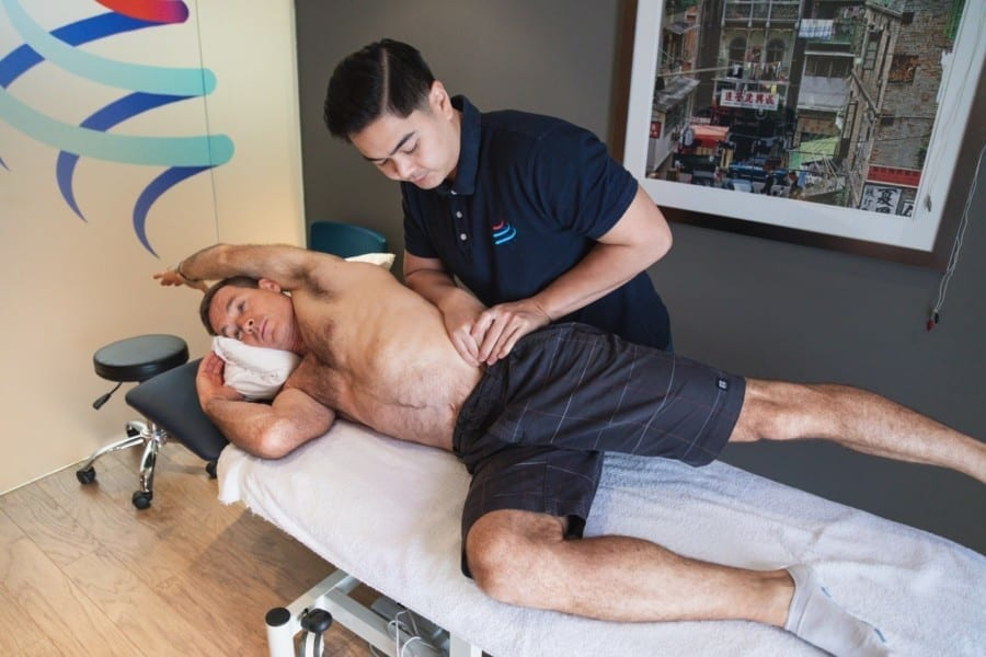 Joint Dynamics sports massage therapy in Hong Kong