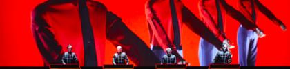 Kraftwerk 3-D Show In Hong Kong concerts