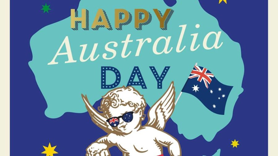 A Little Toast with a Big Aussie Day Celebration